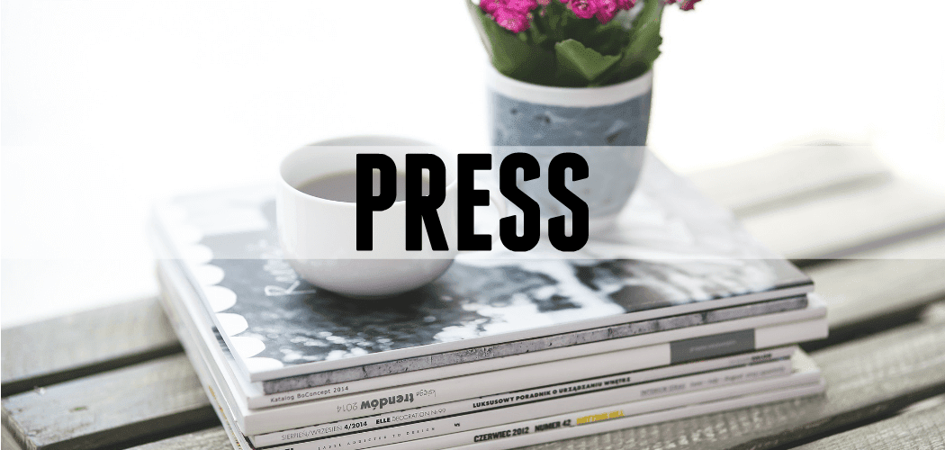 Press Page Header Image