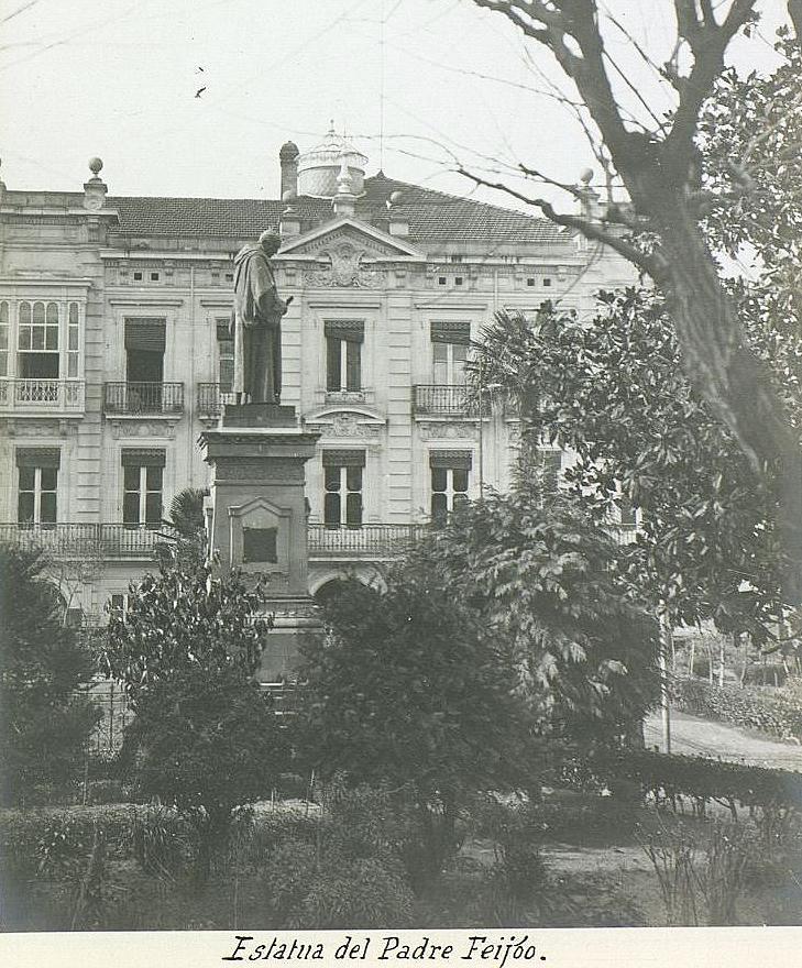 Edificio sime n 1894 r a progreso ourense estilo - Arquitectos ourense ...