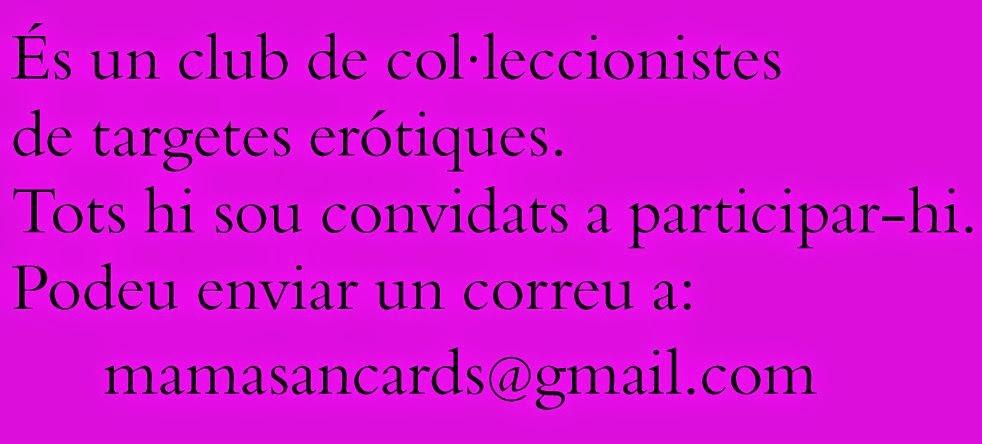 Mamasan Cards