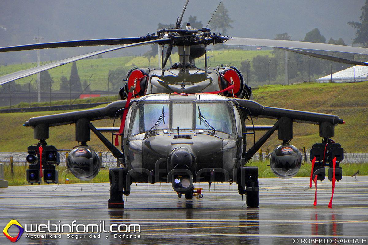 La Fuerza Aérea Colombiana presentará oficialmente el Arpía IV, el helicoptero de ataque más moderno de la región y con el cual se potencian las capacidades ofensivas y estratégicas de Colombia.