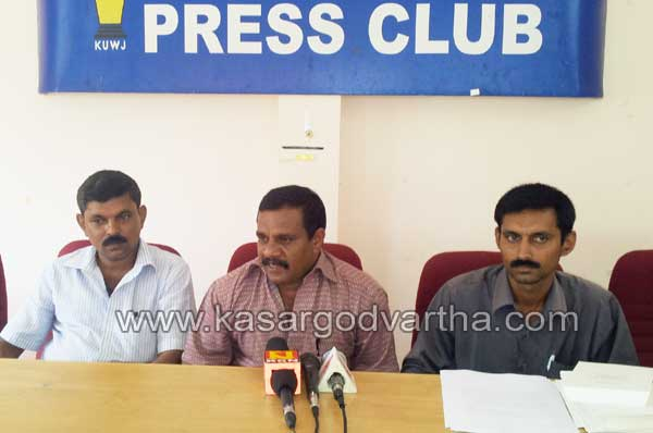 Kasaragod, Press meet, Minister, Inauguration, Kerala, Seethangoli, Poornachandra Pipes, Aryadan Mohammed
