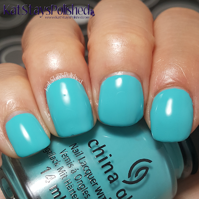 China Glaze - Desert Escape: Rain Dance the Night Away | Kat Stays Polished