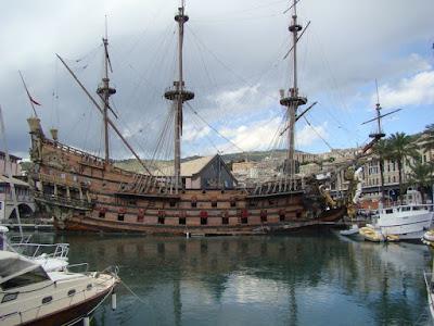 Corabia din Genova