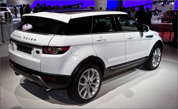 2012 Range Rover Sport Car Qr8
