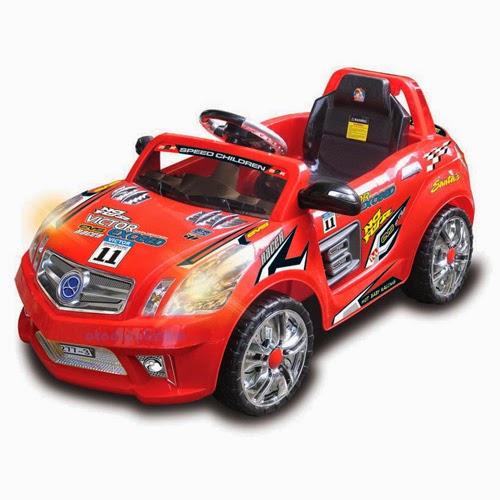 Xe điện tự lái cho con yêu TPHCM