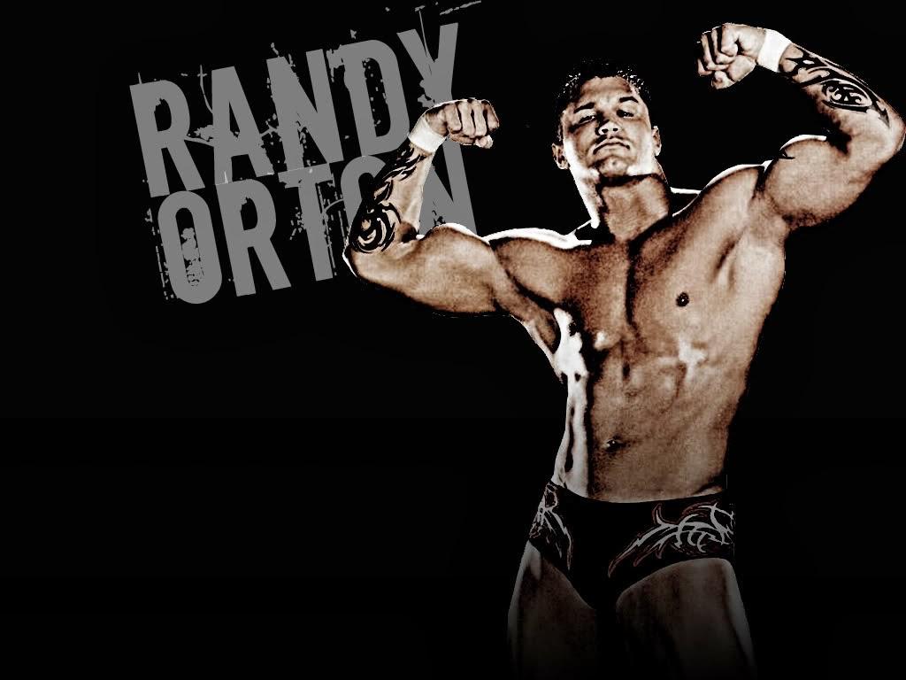 Randy orton world heavyweight champion and wwe champion