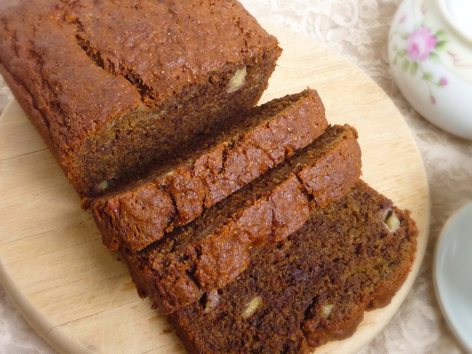 ... Banana Bread and the Top 5 Ingredients to Have in Your Gluten-Free