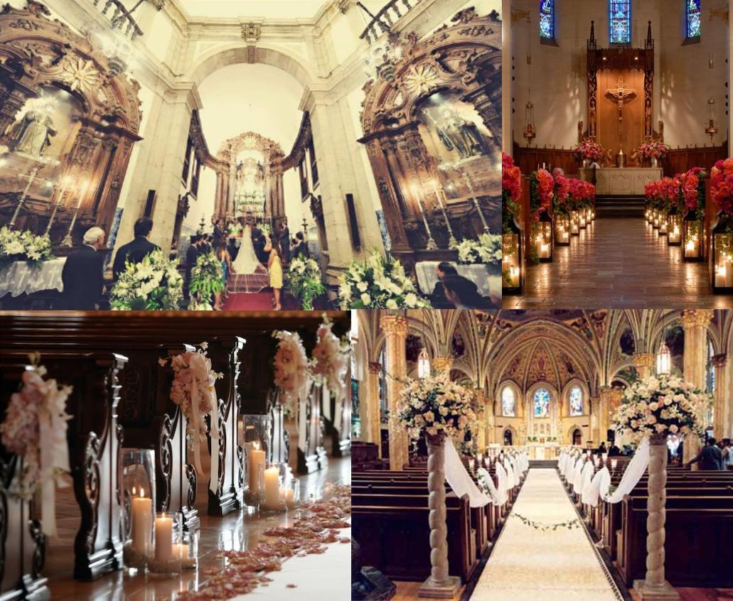Decoracion Iglesia Cristiana ~ Bodas Cristianas Per? Boda Urbana (en la ciudad)