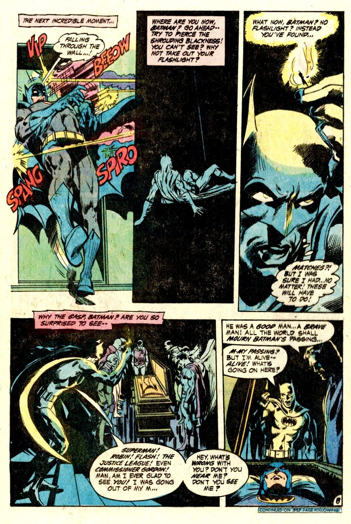 Detective Comics (1937) Issue #477 Page 12
