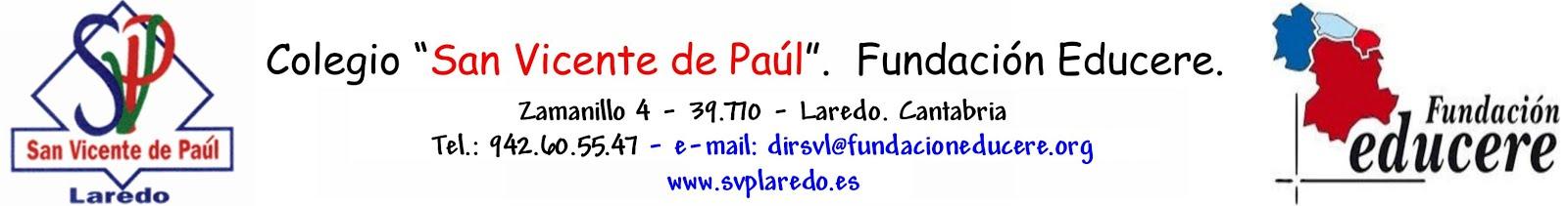 Colegio San Vicente de Paúl Fundación Educere