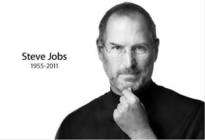 Steve Jobs RIP 1955-2011