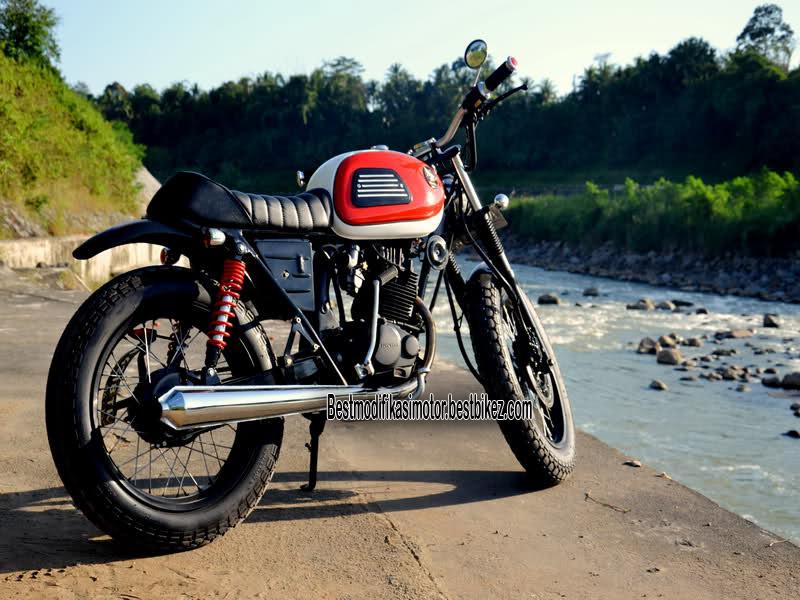 Honda CB Modif Jap Style