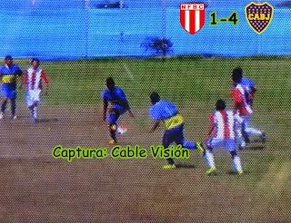 Captura:  Marcos Chicaña / Cablevisión Deportes