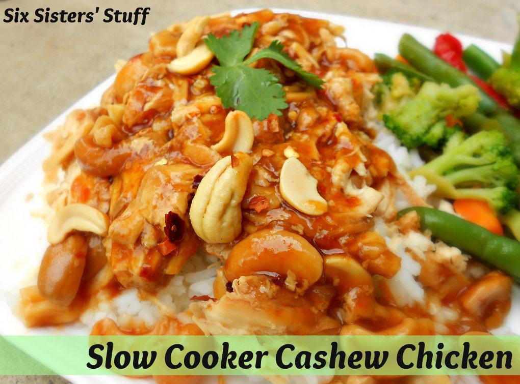easy spicy thai slow cooker chicken recipe dishmaps easy spicy thai ...