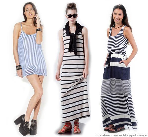 Vestidos verano 2014. Moda primavera verano 2014.