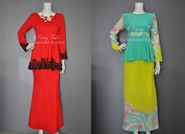 designs from The Matase Sutera