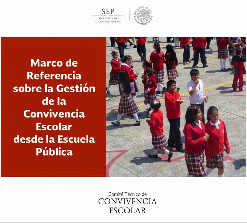 CONVIVENCIA ESCOLAR (MARCO REF)