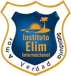 Escudo Colegio Elim