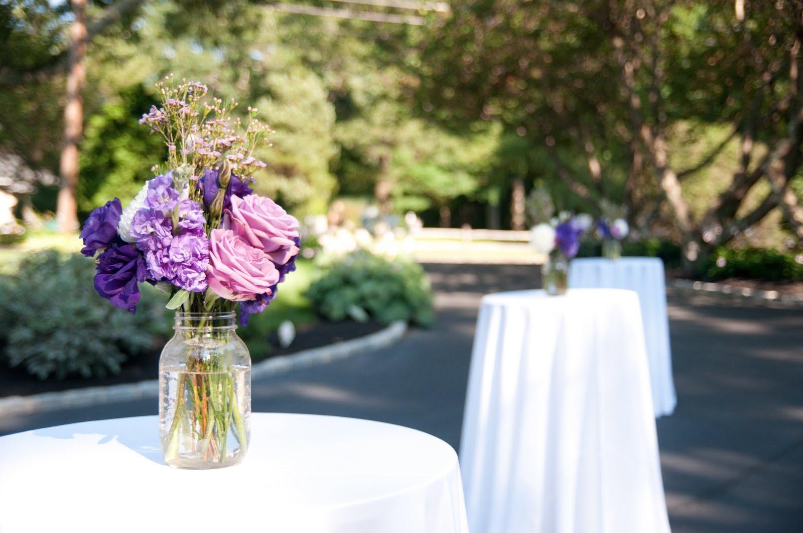flower friday a beautiful backyard wedding event kings