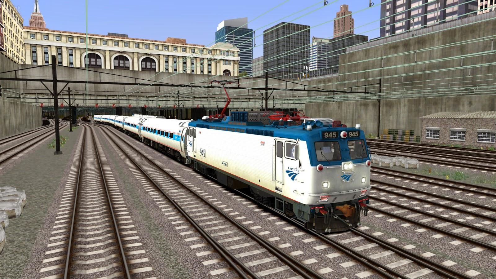 Microsoft Train Simulator (free version) download for PC