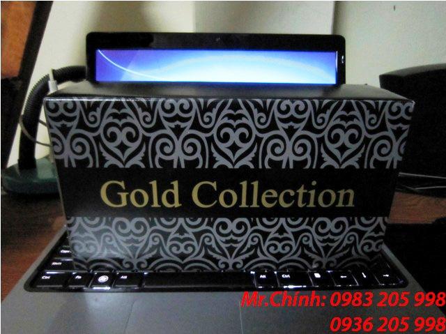 vỏ hộp tờ 100 usd bằng vàng 9999