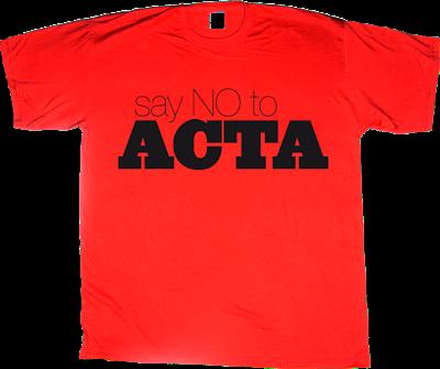 acta activism internet 2.0 useless copyright useless patents useless Politics t-shirt ephemeral-t-shirts