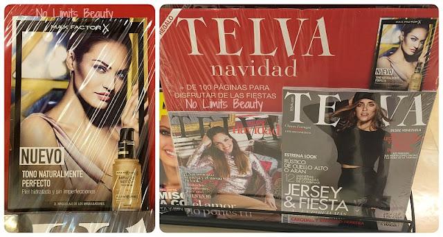 Regalos revistas diciembre 2015: Telva