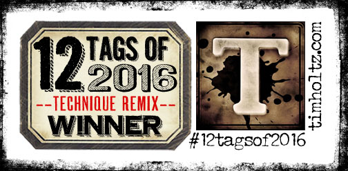Tims Tag Winner July 2016