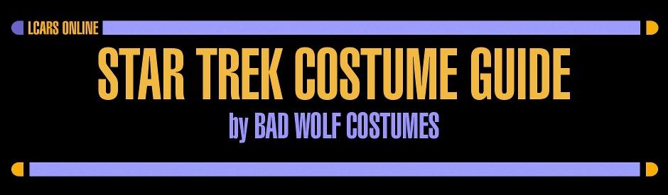 Star Trek Costume Guide