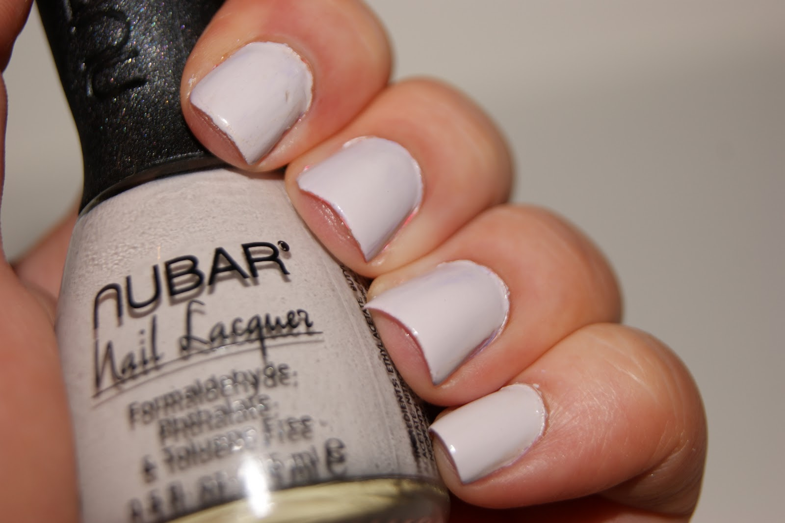 Nubar Polished Chic Collection - Faded Putty Review | The Sunday Girl