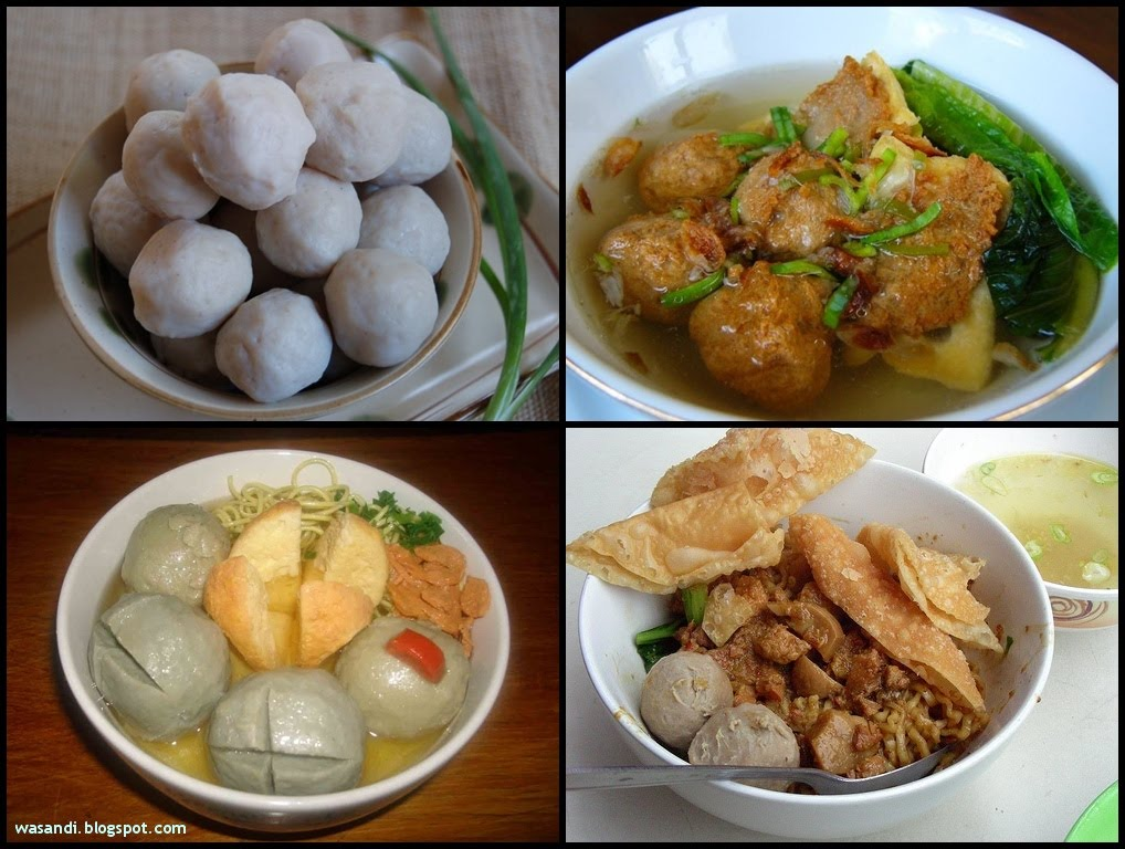 Chicken Bakso/Baso (Indonesian/Timorese Meatballs) Recipes ...