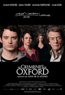Những Tên Sát Nhân Thông Minh - The Oxford Murders