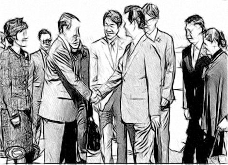 Thủ tướng Nguyễn Tấn Dũng và phu nhân tới Seoul, Hàn Quốc