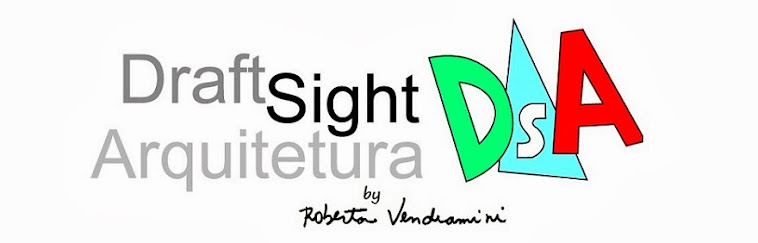 DraftSight Arquitetura