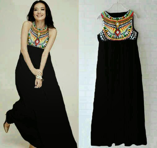Black Edition Pyramid Maxi