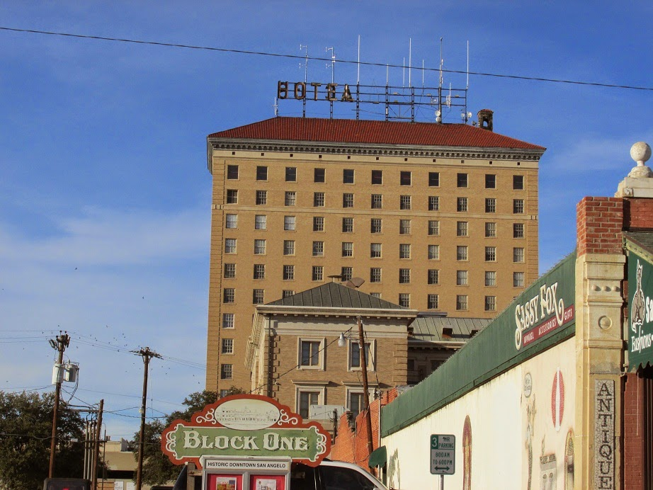Visit San Angelo / A West Texas Adventure : Western Trips