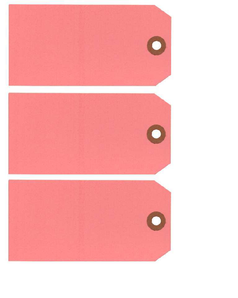 Here are some basic pink tags to write your own text, design, or ...