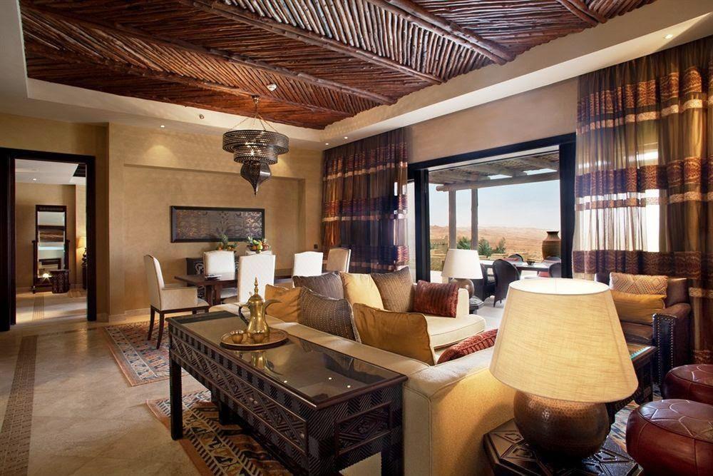 Oasi di Liwa (Abu Dhabi) - Qasr Al Sarab Desert Resort by Anantara 5* - Hotel da Sogno