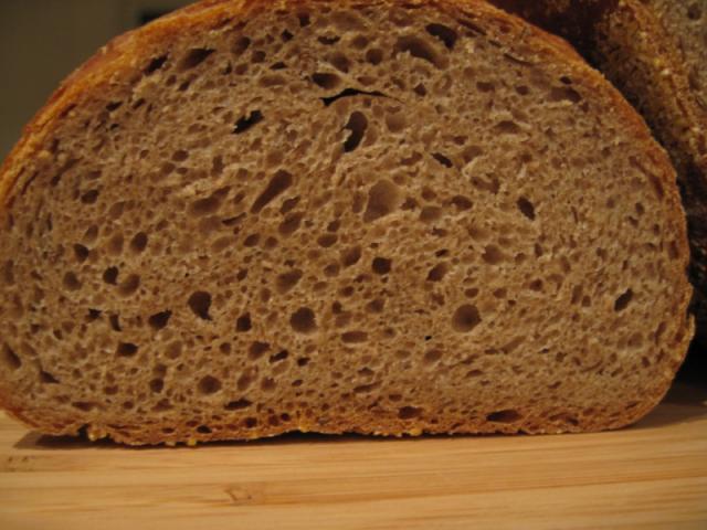 whole grain rye bread weight loss