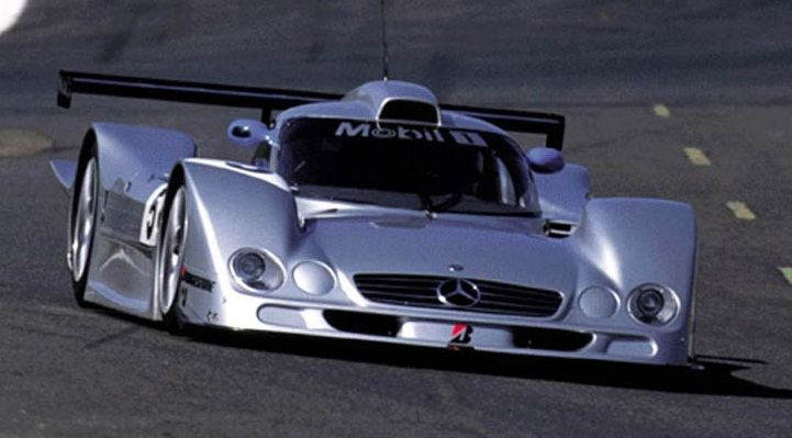 Supercars Ever Made The World Mercedes Benz Clk Gtr Review
