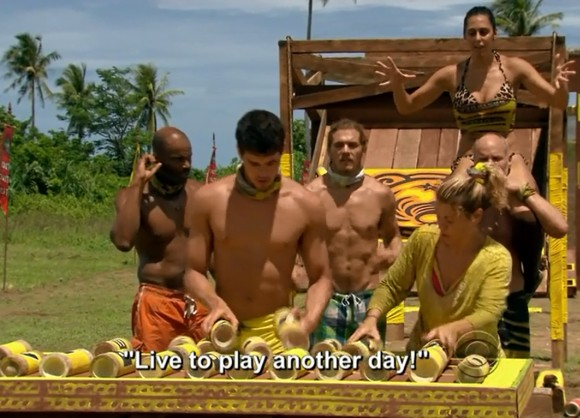 Tandang and RC in immunity challenge