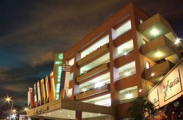 Hoteles en Manta Hotel Oro Verde Manta