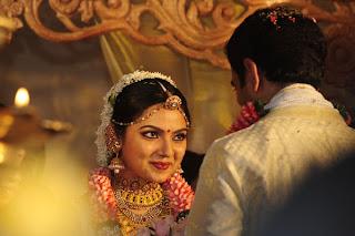 samvrutha sunil with akhil jayaraj