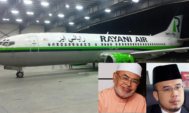 Rayani Air Pilih Haron Din, Dr Maza Sebagai Calon Penasihat Bukan Sebab Politik