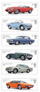 U.K.: British Auto legends