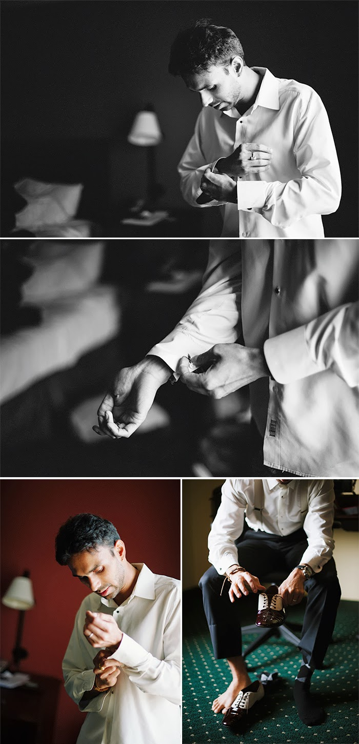 New York Long Island wedding photography groom getting ready