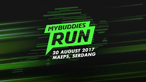 My Buddies Run 2017 - 20 August 2017