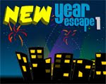 Walkthrough New Year Escape 1 Solution