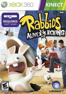 Rabbids: Fuori di Schermo Xbox 360