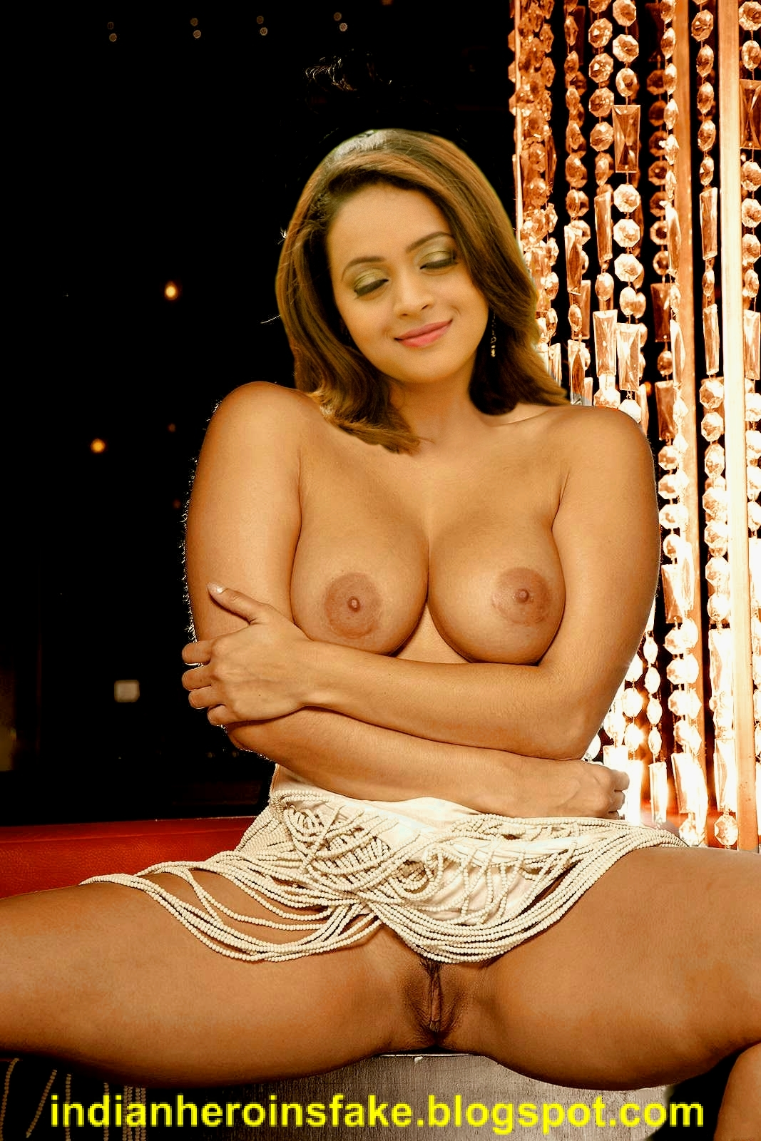 Nude bhavana sexy boobs fake photo bollywood